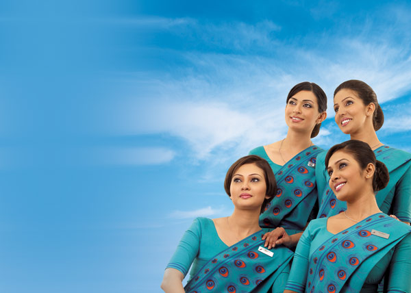 SriLankan Airlines Air Hostess